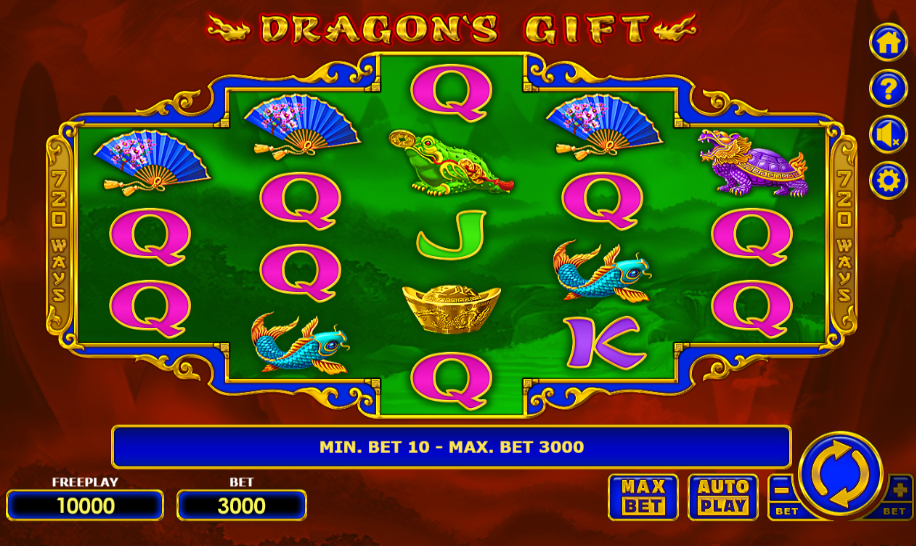 Dragon's Gift demo