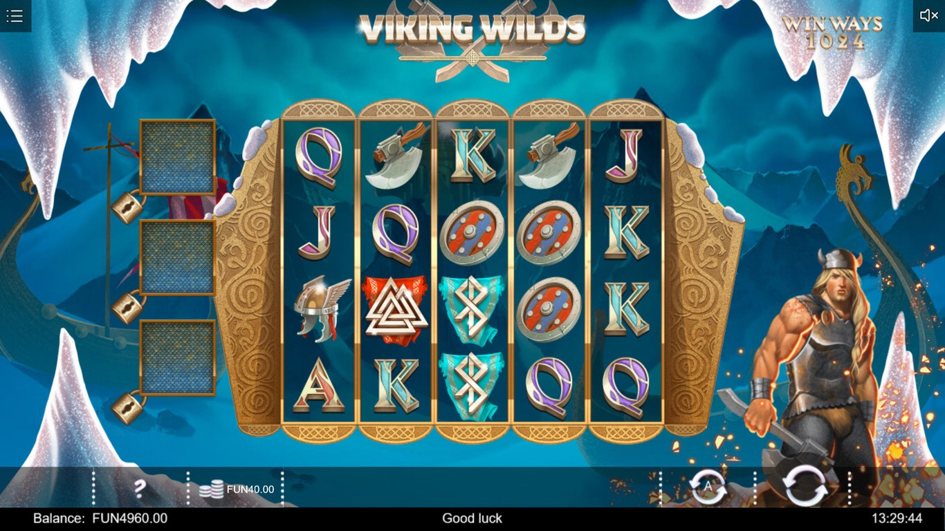 Viking Wilds demo