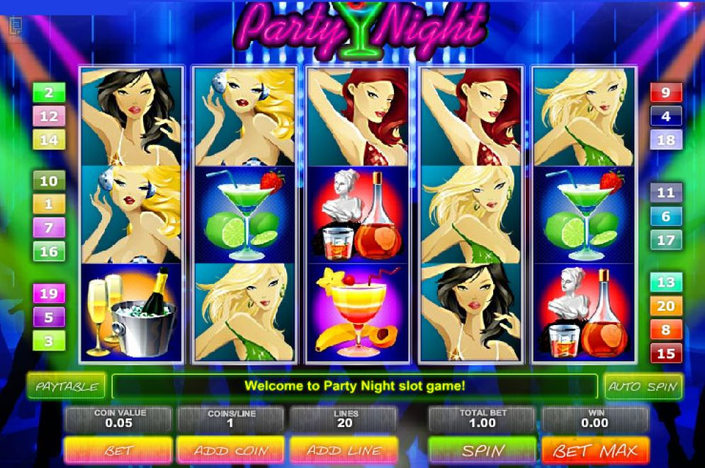 Party Night Slot