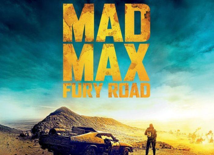 Mad Max: Fury Road demo