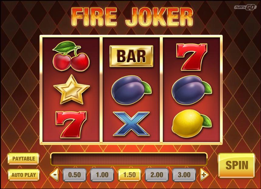 Fire Joker demo