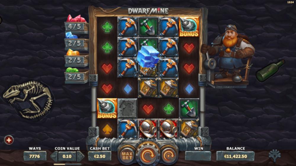 Dwarf Mine demo