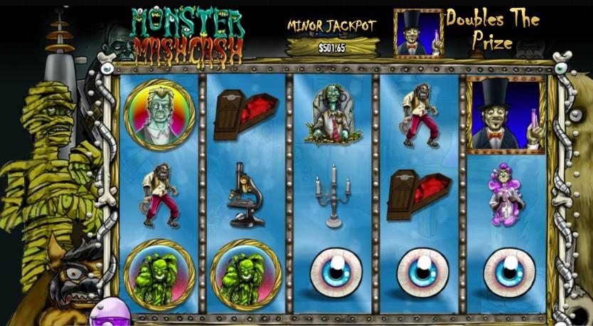 Monster Mash Spiel