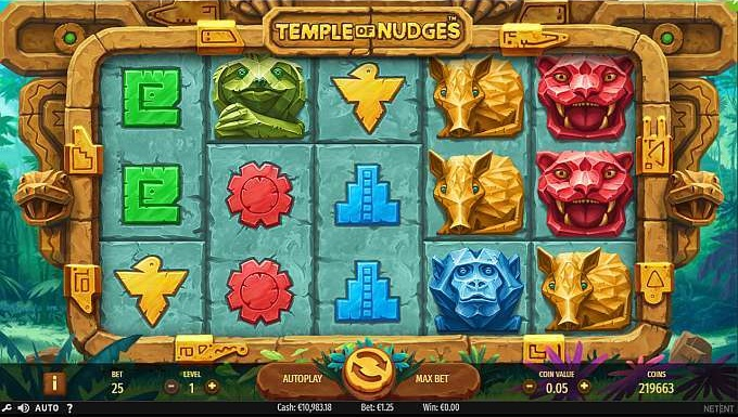 Temple Of Nudges demo