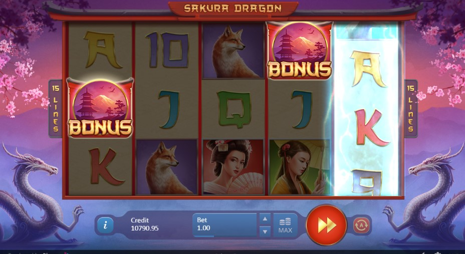 Spiele Sakura Dragon - Video Slots Online