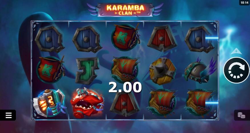 Karamba Clan Slot Machine
