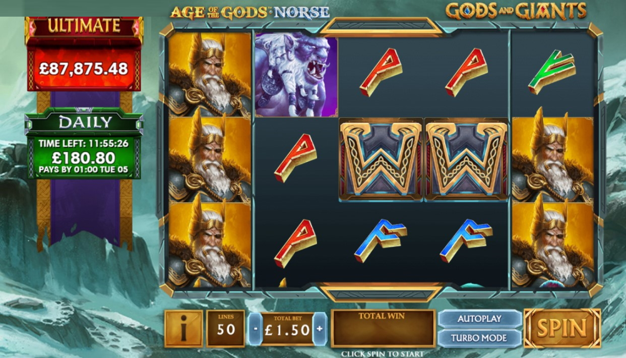 Age of the Gods Norse: Gods and Giants  demo