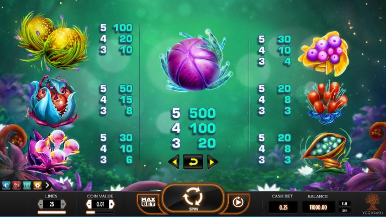Fruitoids free play
