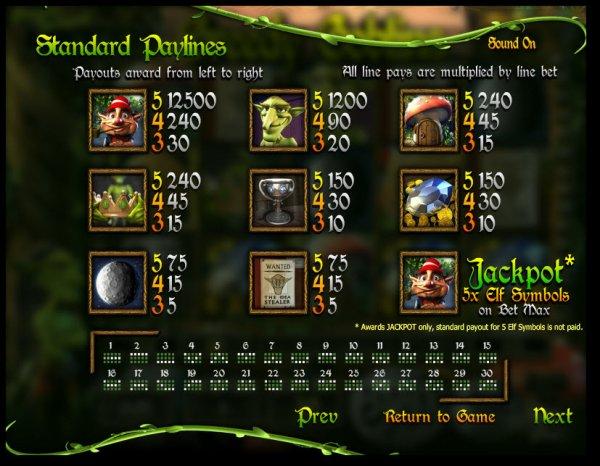 Greedy Goblins free play
