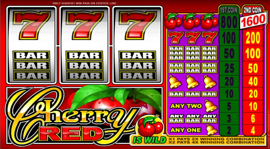 Spiele Cherry Red - Video Slots Online
