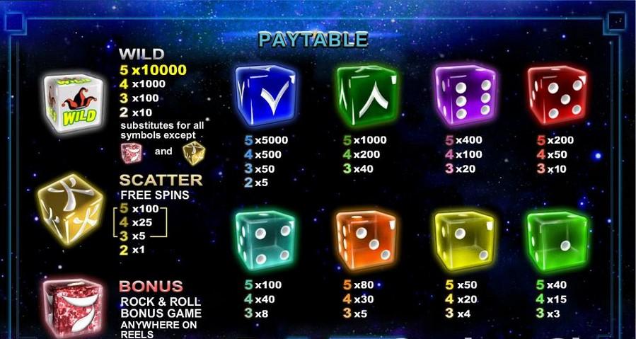 Astrodice free play