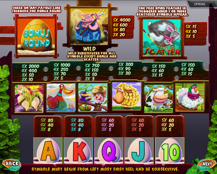 Barnyard Bucks free play