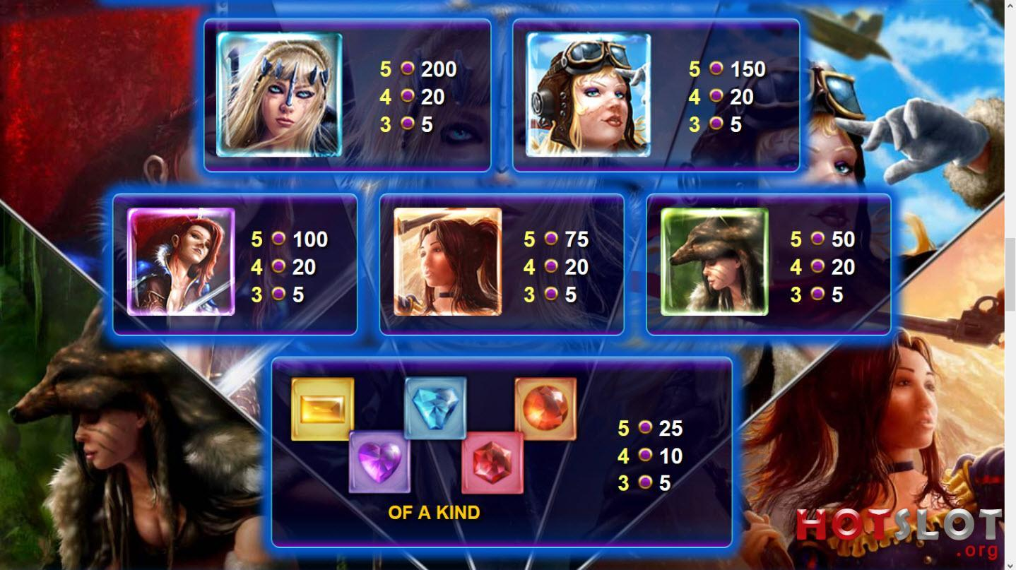 Renegades  free play