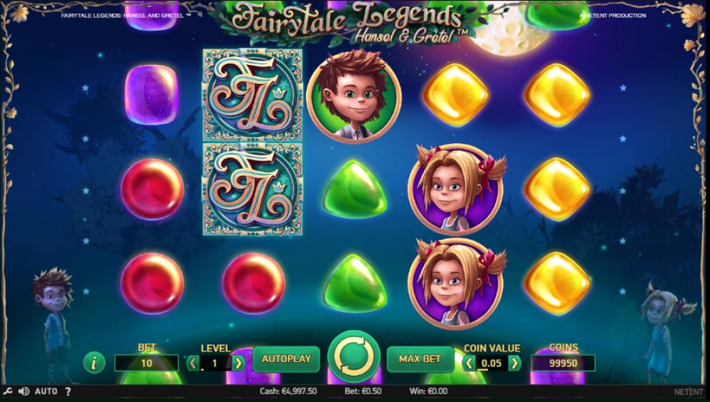 Fairytale Legends: Hansel & Gretel free play