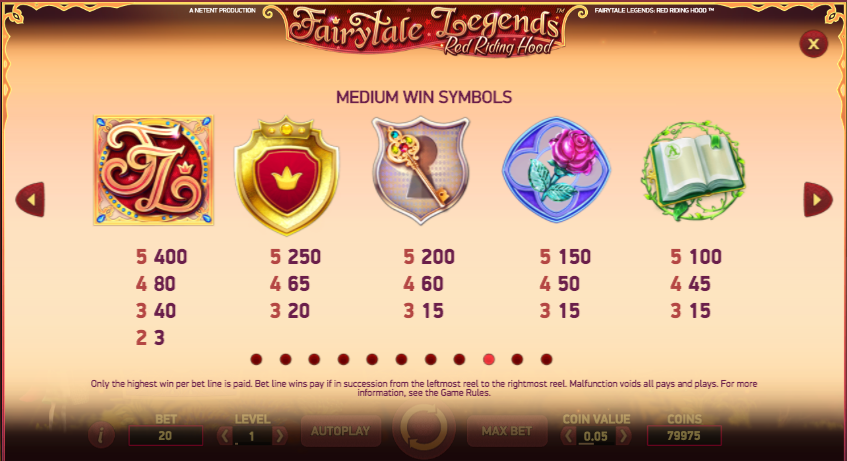 Fairytale Legends: Red Riding Hood free play
