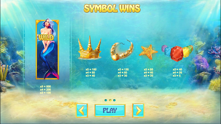 Ocean Fortune free play