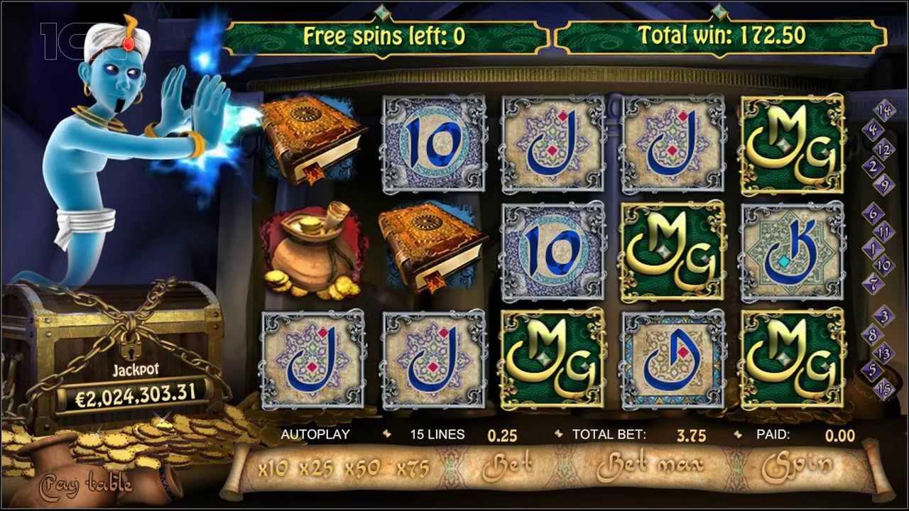 Millionaire Genie free play