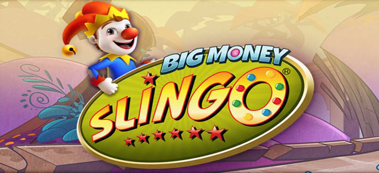 Big Money Slingo free play