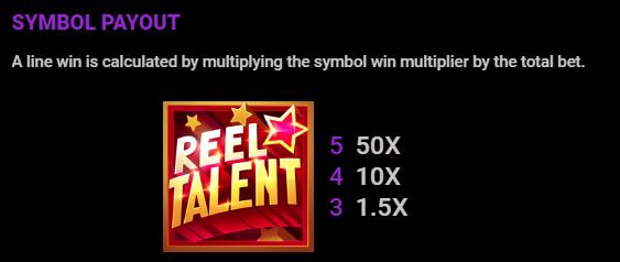 Reel Talent free play
