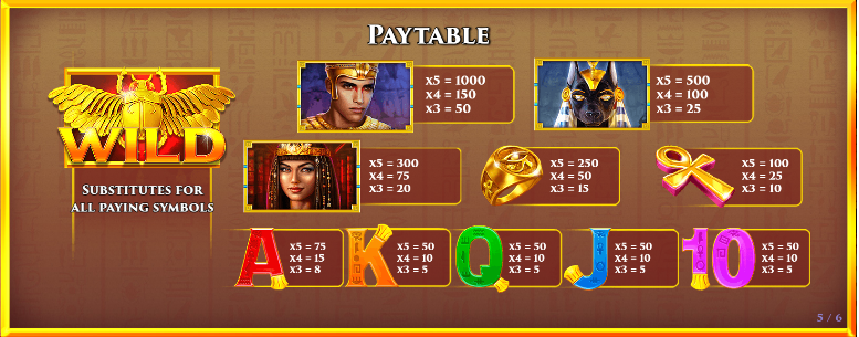 Luxor free play