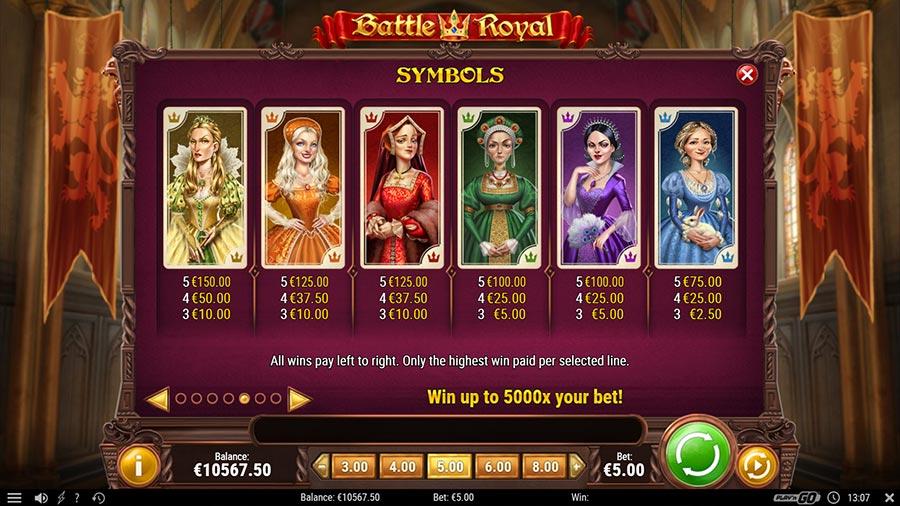 Battle Royal free play
