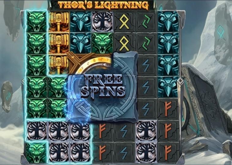 Thor's Lightning free play