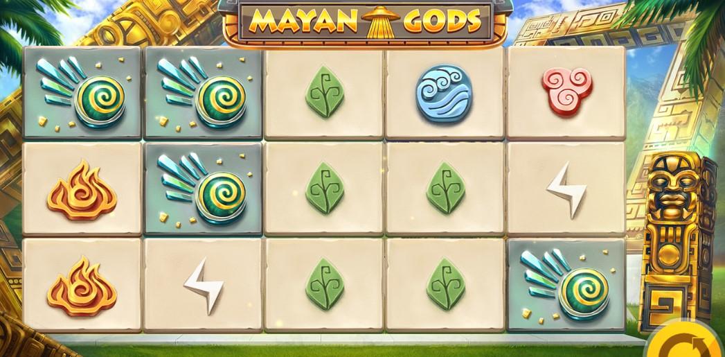 Mayan Gods free play