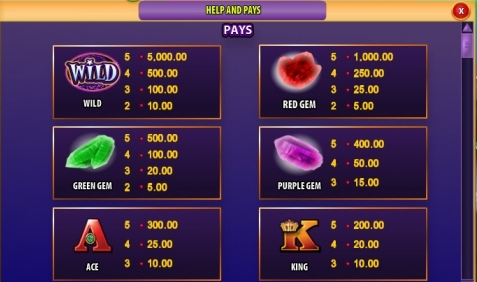 Cash Wizard free play