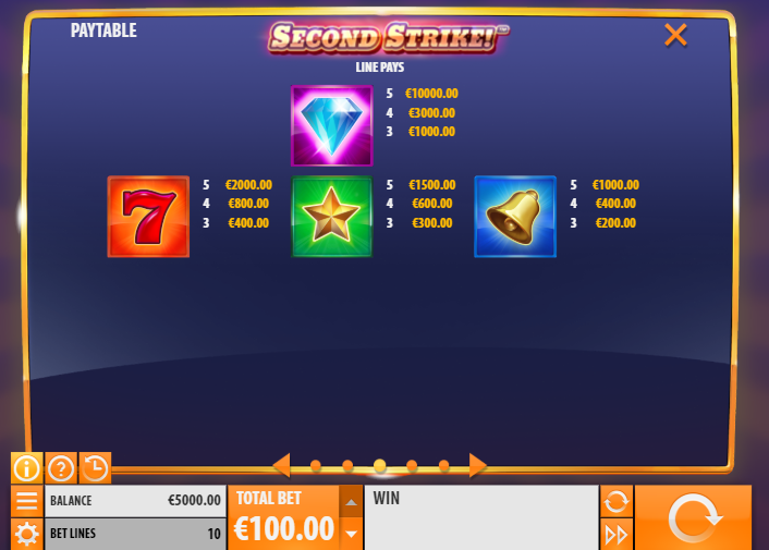 Second Strike! free play