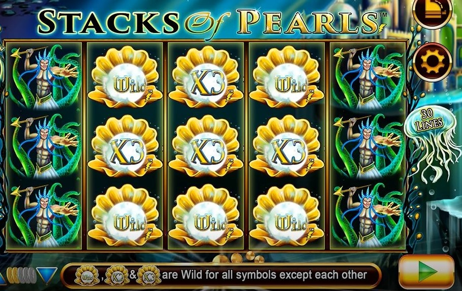 Stacks Of Pearls free play