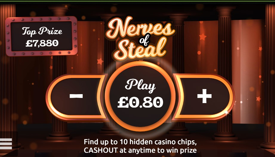 Nerves of Steal free play