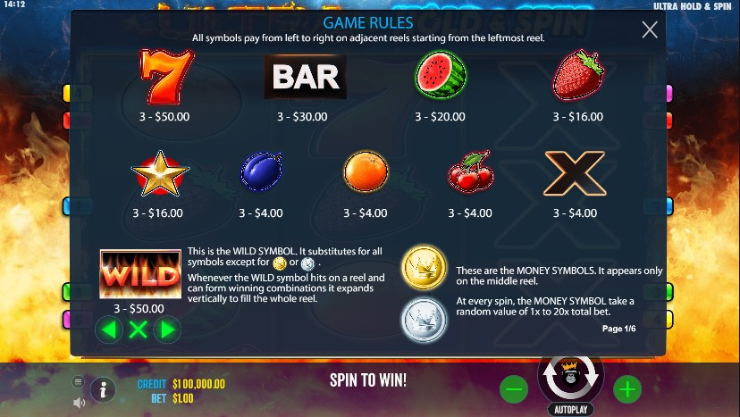 Ruby slots free spins no deposit