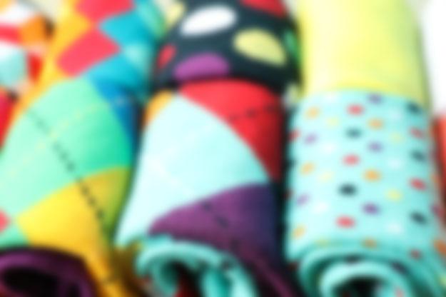 Most Socks Put On One Foot