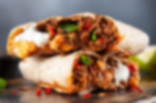 Fastest Time To Eat A Burrito