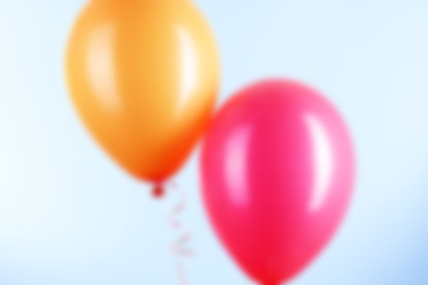 Keep Two Balloons In The Air With Your Head
