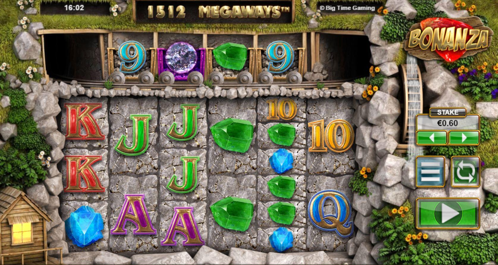 play bonanza slots