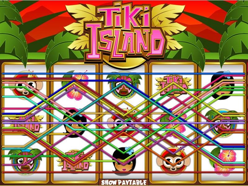 play tiki island slot