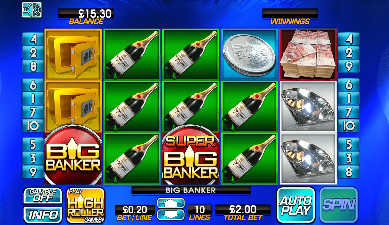 Big Banker Free Spins