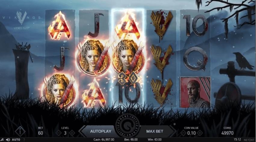 Vikings Bonus
