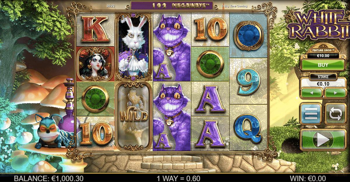 Play White Rabbit slot
