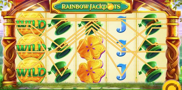 lay rainbow jackpots