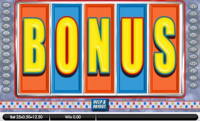 reel deal diner bonus