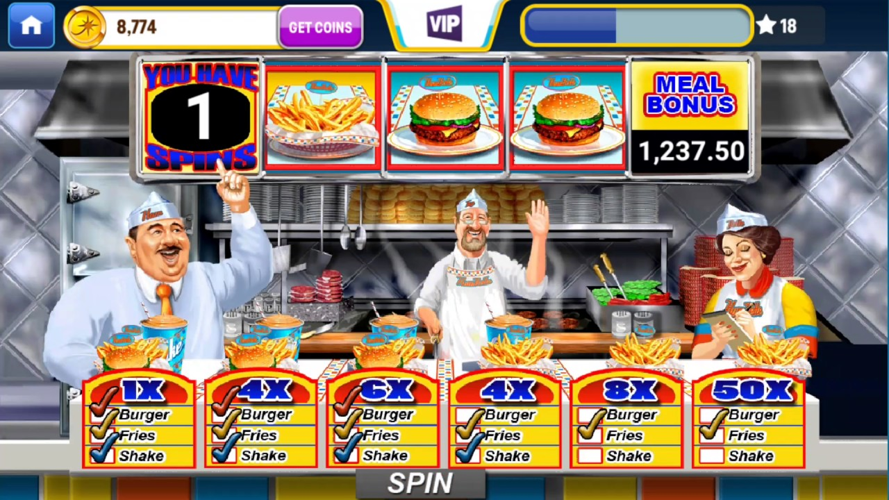 Reel Deal Diner Slot