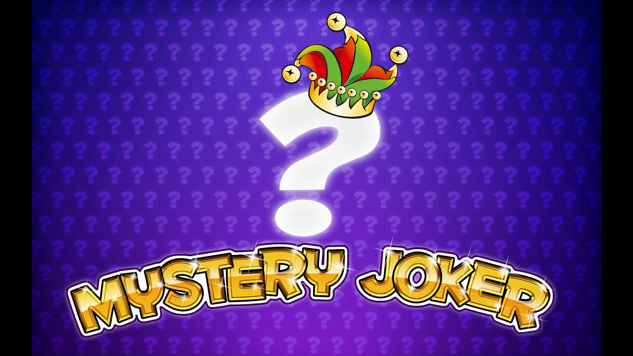 mystery joker slot review