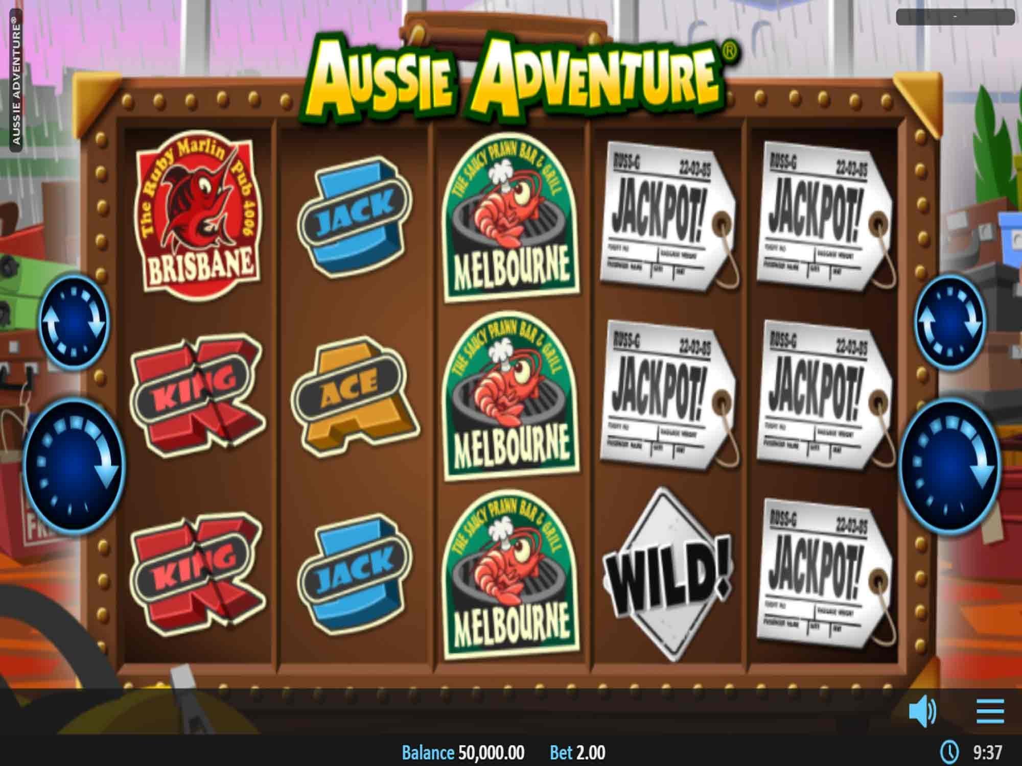 aussie adventure bonus feature