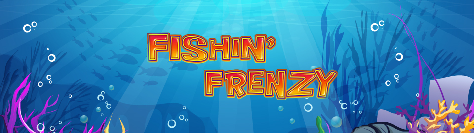 Fishin' Frenzy Reel Time Gaming