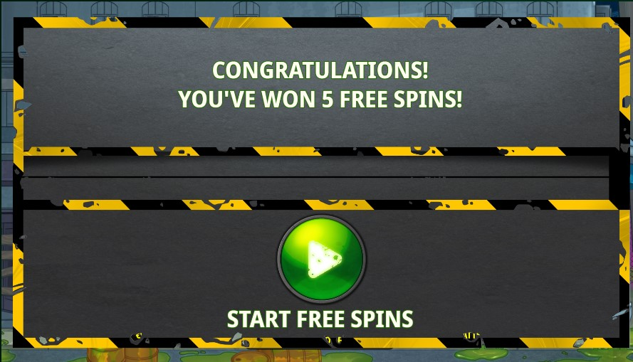 Scatter Brains 2 Free Spins