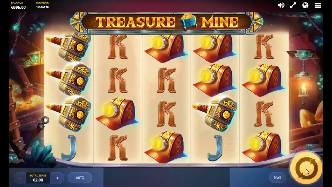 treasure mine slot
