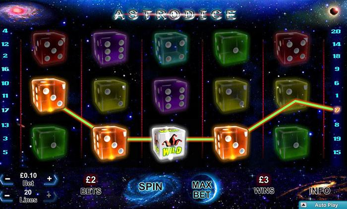 play astrodice