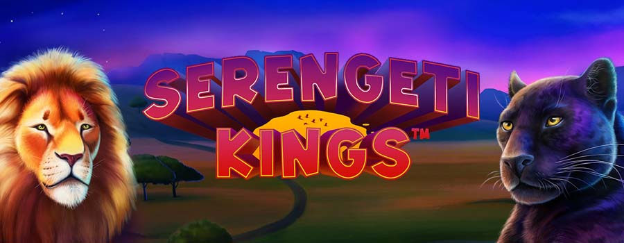 Serengeti Kings Play Online Slot - SlotsWise